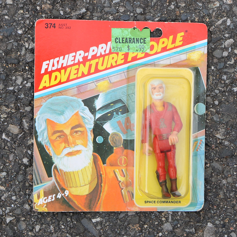 The Adventure People Illustrated Carded Figures - The
